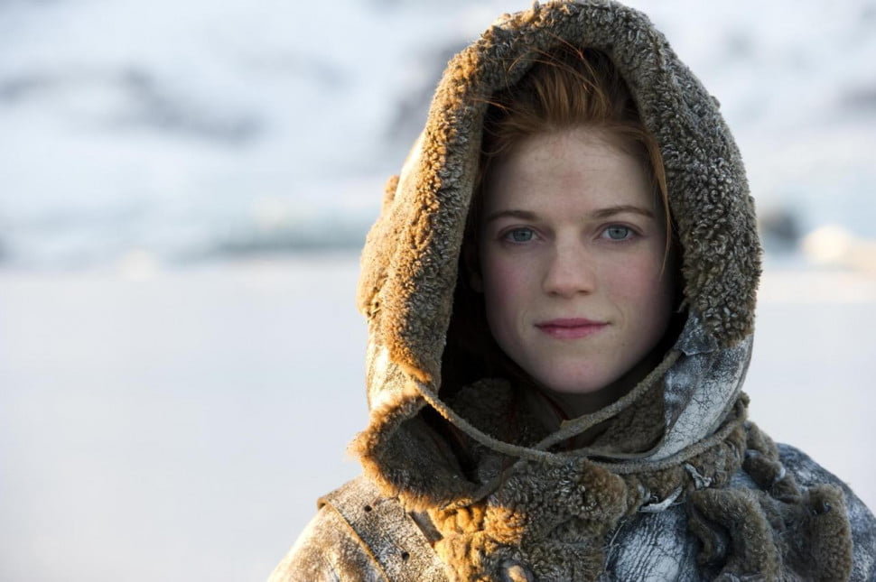 rose leslie game of thrones ygritte