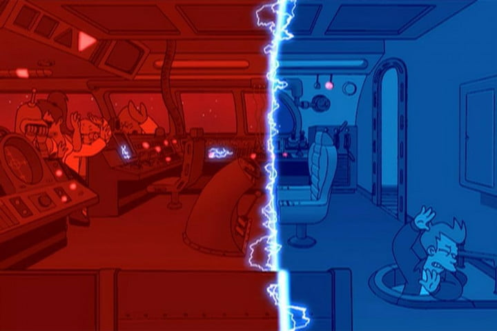 the  best futurama episodes roswell