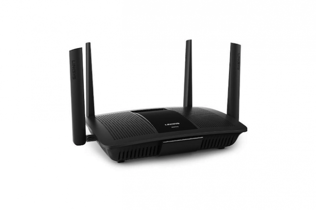 linksys, router, EA8500