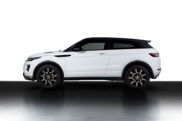 Land Rover Black Design Pack