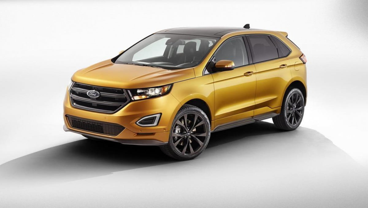 ford edge sport performance