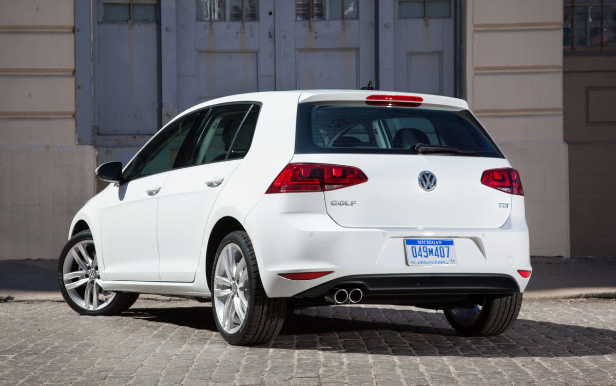 volkswagen group to restructure following diesel scandal golf tdi