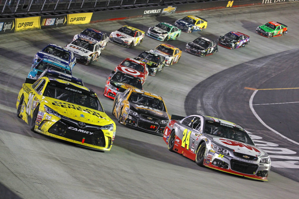 bill nye wants nascar to switch electric vehicles sprint cup series