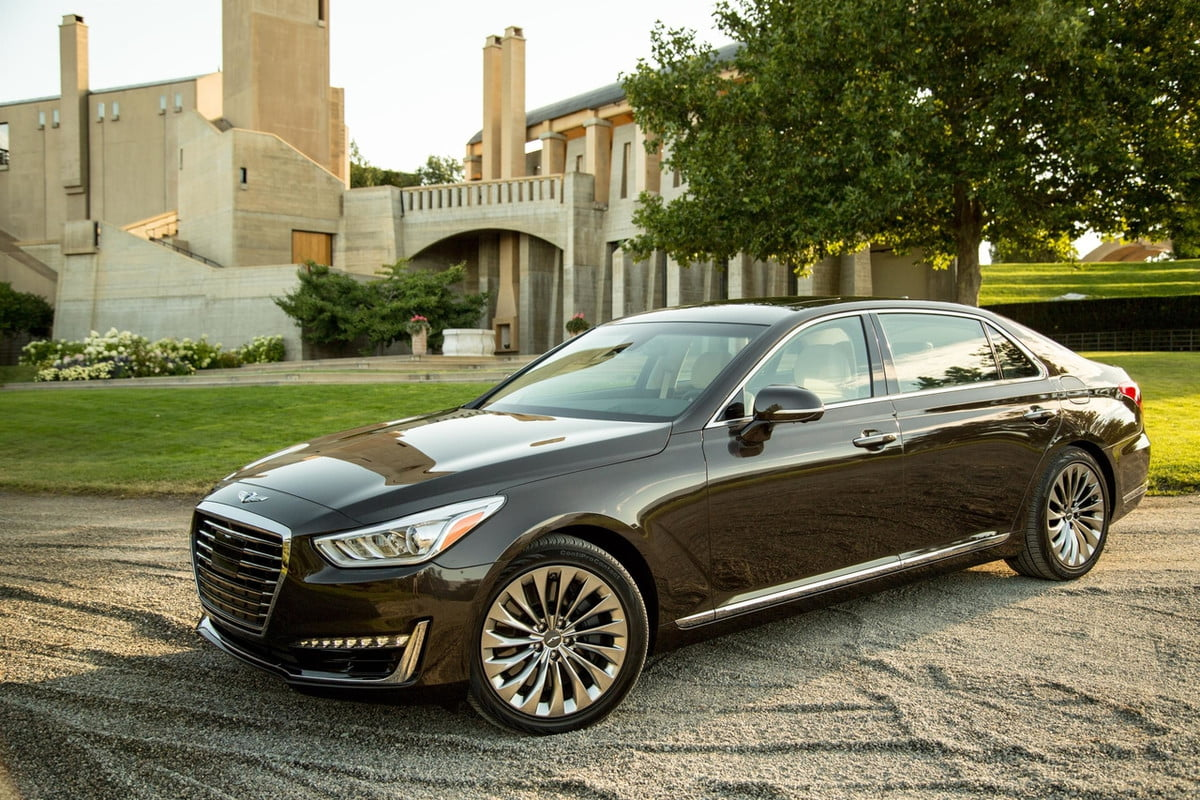 genesis g  priced at pictures specs performance