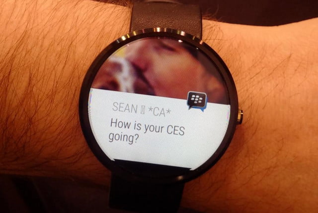 blackberry iot android wear rsz moto  smartwatch ( )