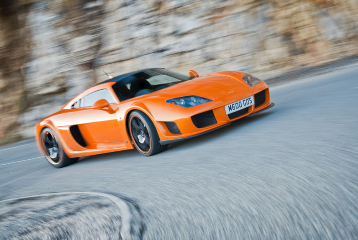 The 25 Fastest Cars in...
