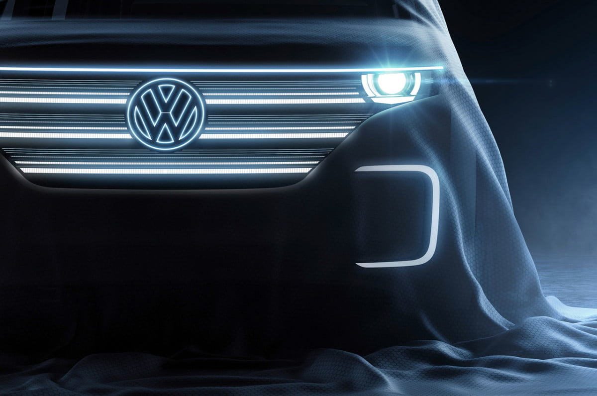volkswagens ces electric concept could be new microbus volkswagen