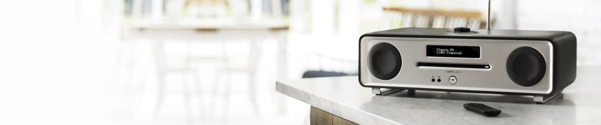 Ruark's R4-30 music system is so classy, you should probably address it as Sir