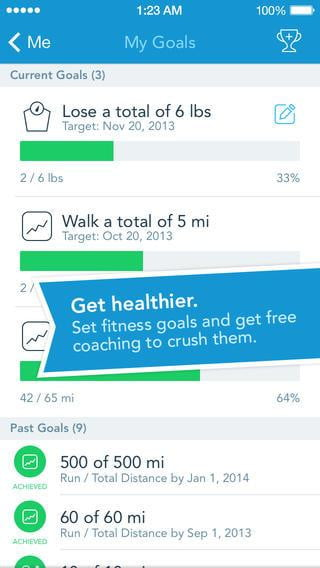 best ios  apps runkeeper