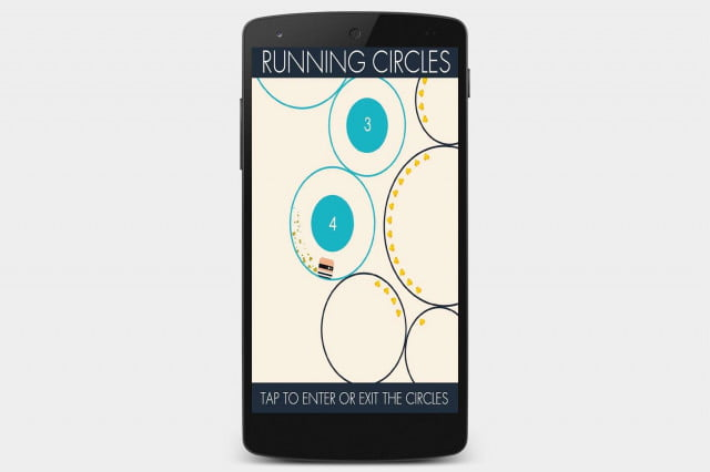 running-circles-for-android