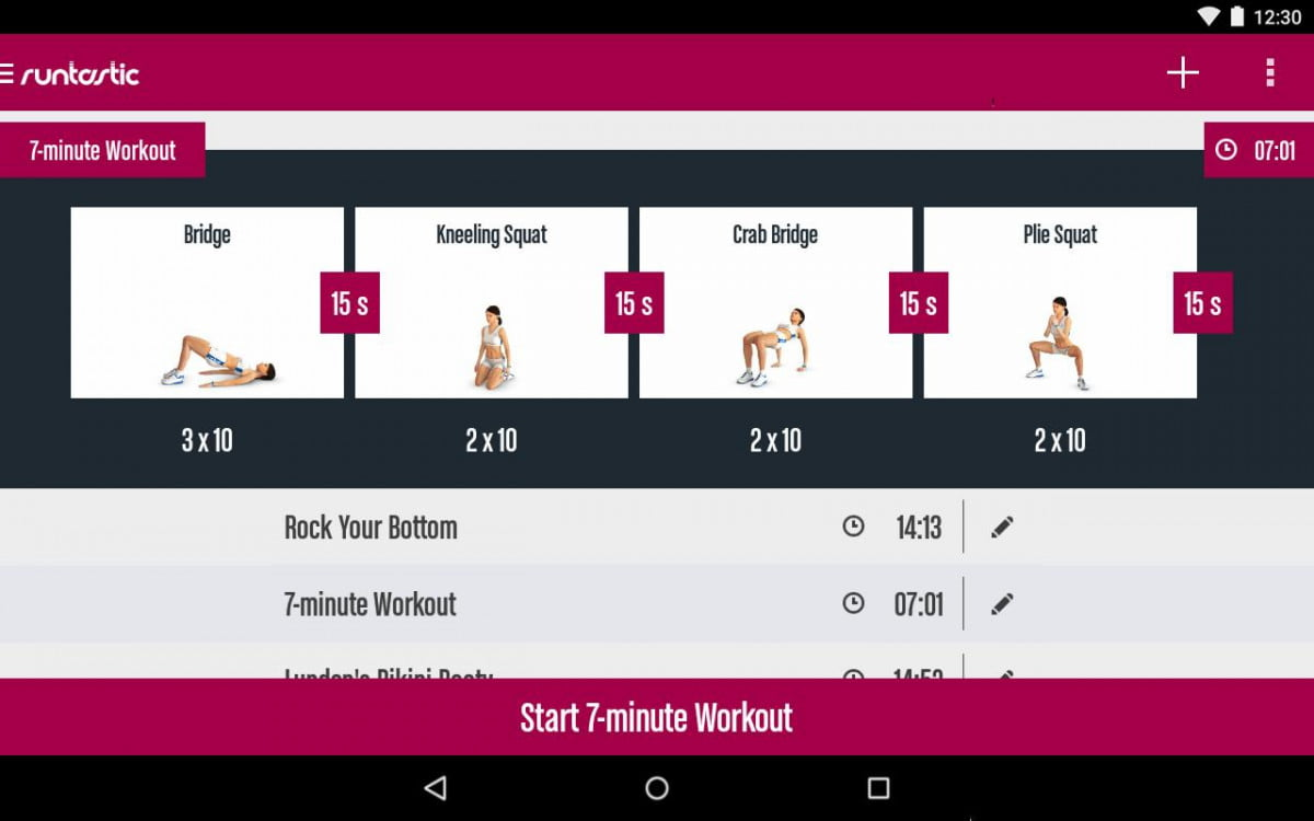 runtastic expands suite profile to help tone your backside butt trainer