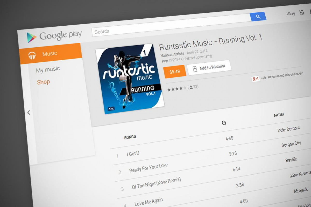 runtastic adds ultimate fitness playlist powered universal music group running vol