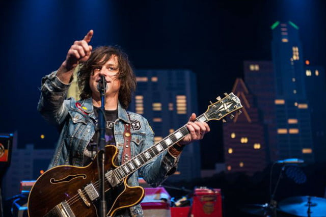 ryan adams release cover of taylor swifts