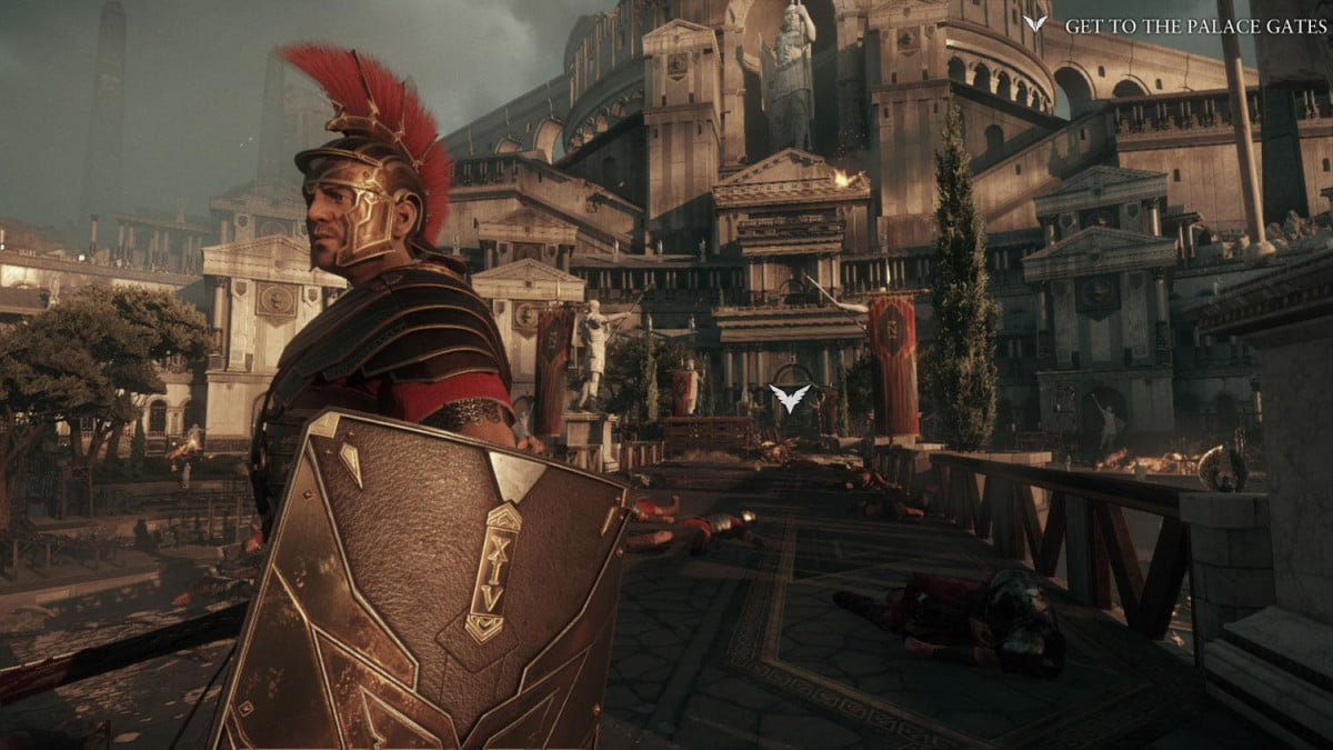 crytek wants develop games cryengine just  month ryse son of rome screenshot
