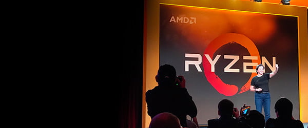 We went hands-on with Ryzen, and saw why AMD's new CPU should make Intel sweat