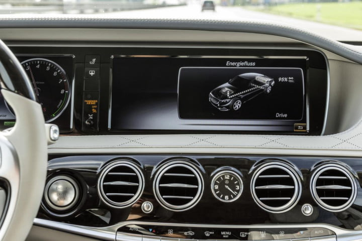 mercedes s  plug hybrid returns mpg can hit mph seconds in