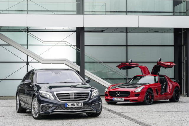 la auto show mercedes benz sls amg gt final edition is a great goodbye s and