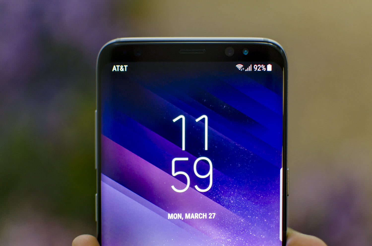 samsung galaxy s8 s8 hands on review a new smartphone. Black Bedroom Furniture Sets. Home Design Ideas