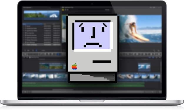 Sad macbook pro retina display