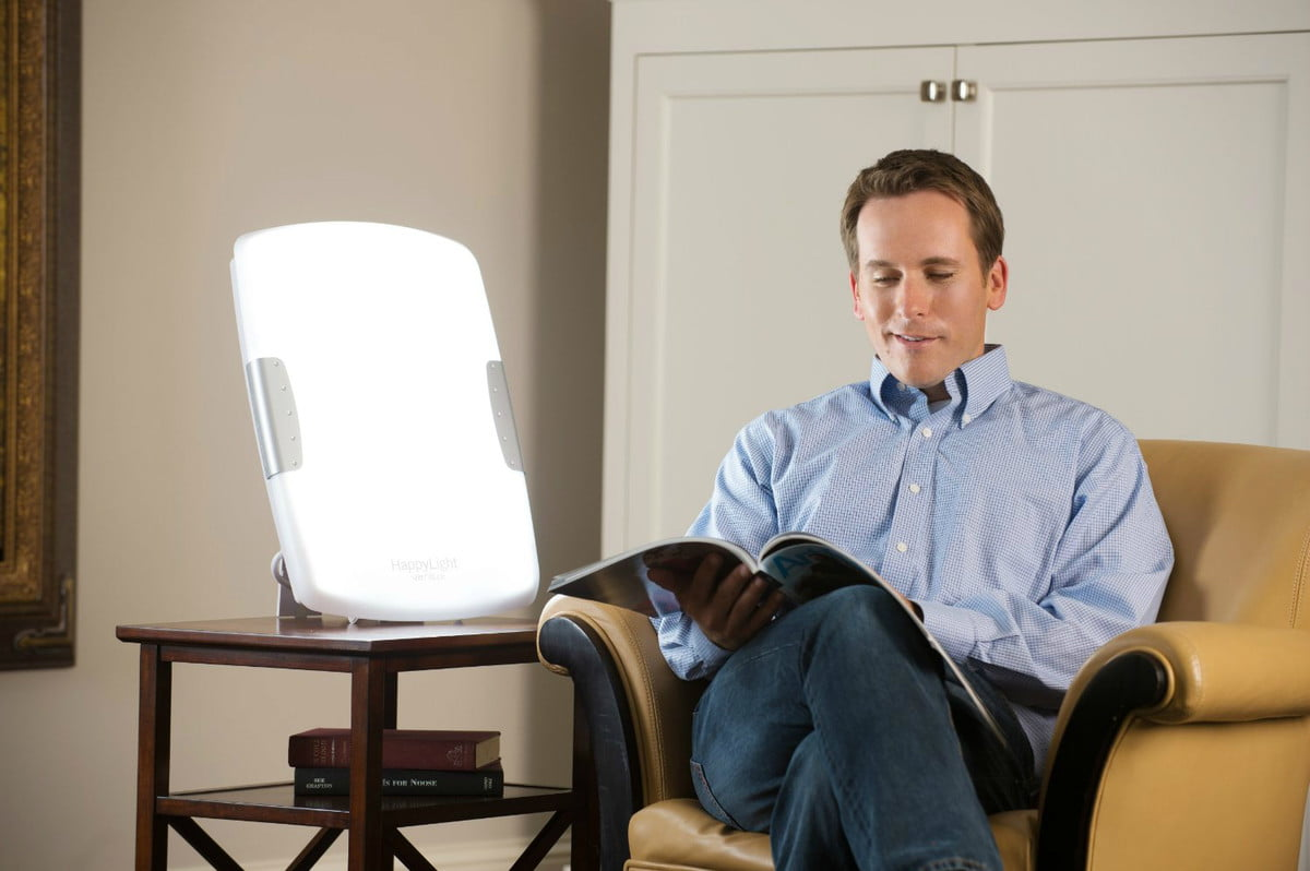 best light therapy lamps sad