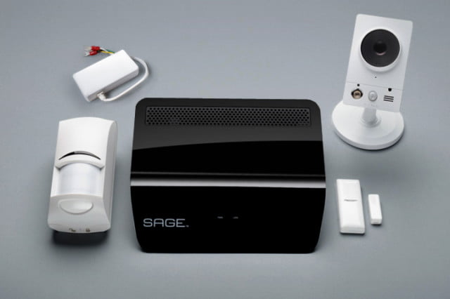 sage security home automation kit