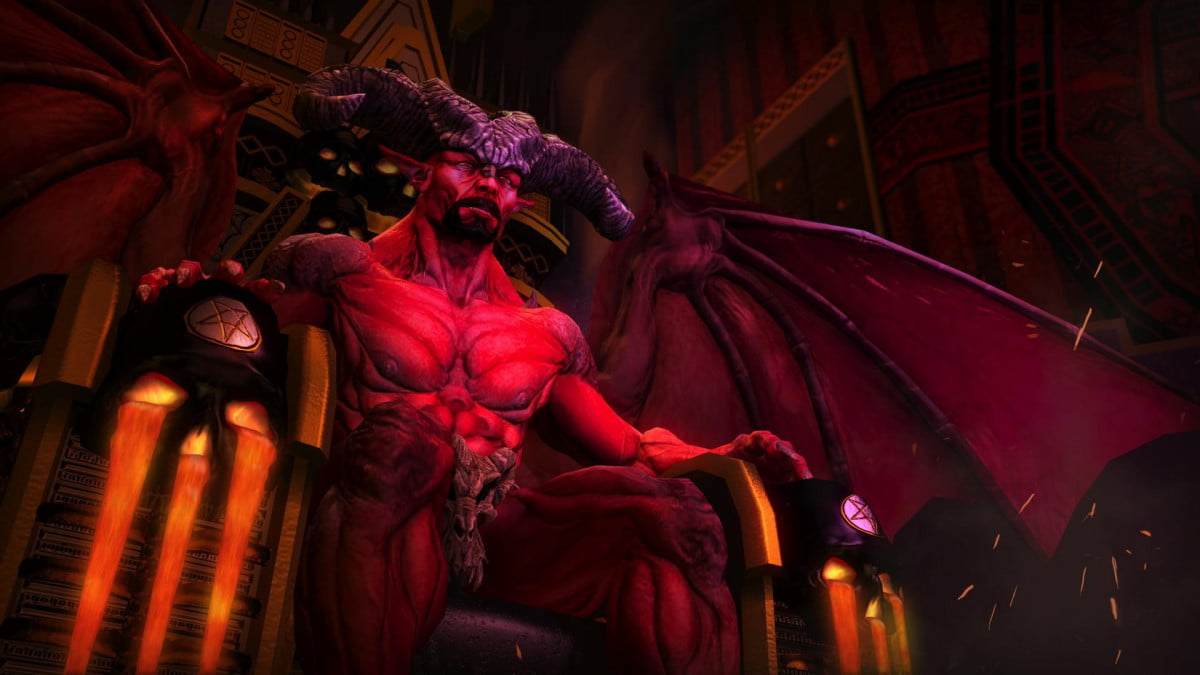 saints row gat hell re elected arriving week early january  out of