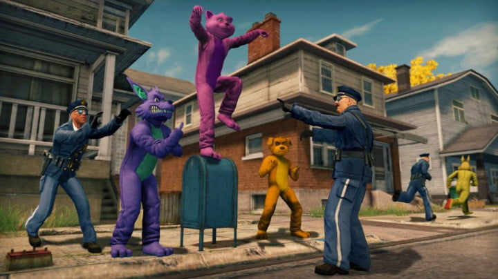 week gaming saints row iv the wolf among us mousecraft screenshot