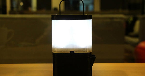 Salt Lamp For Car : SALt Lamp Is Powered By Common Kitchen Ingredients Digital Trends