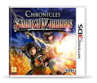 Samurai Warriors: Chronicles 3D