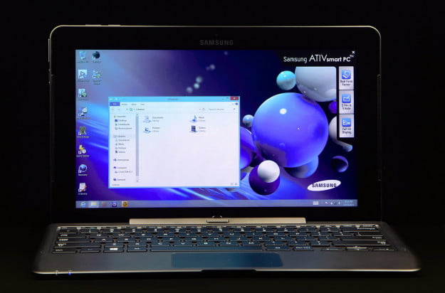 samsung smart ativ pc front full