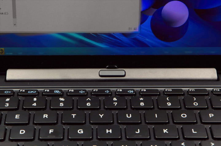 samsung ativ smart pc  t review keyboard hinge display macro