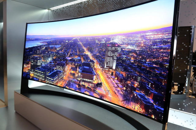 million curved tvs will ship in samsung inch uhd tv