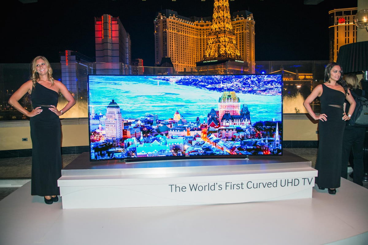 samsung prices  inch curved television tv