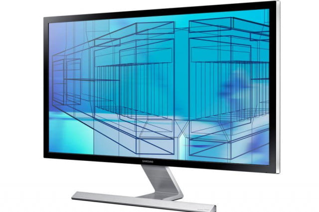 samsung and amd partner for freesync capable  k monitors monitor
