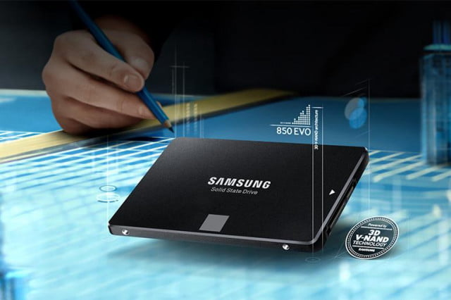 samsung unleashes  evo solid state drive ssd