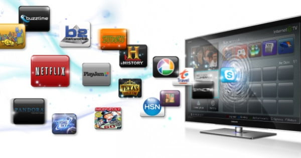 how to download tv apps samsung
