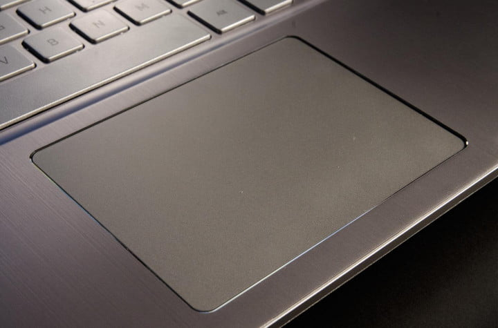 samsung ativ book  review chronos macro touchpad