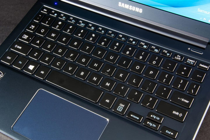 samsung ativ book  np x k us inch review keyboard