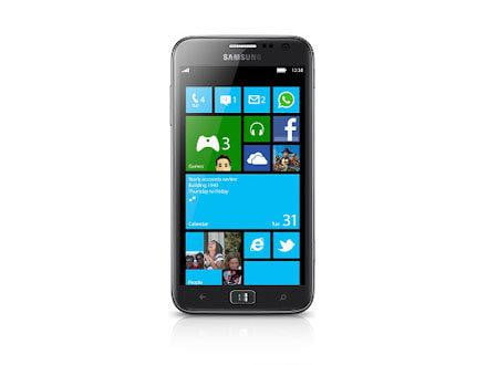 samsung ativ s front (front)