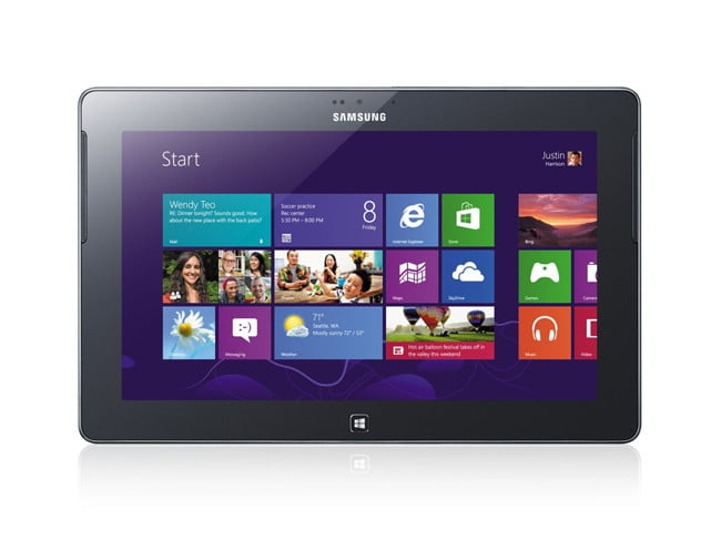 Samsung Ativ Tab Windows RT