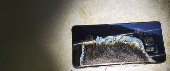 The Galaxy Note 7 broke basic engineering rules, says a damning new report