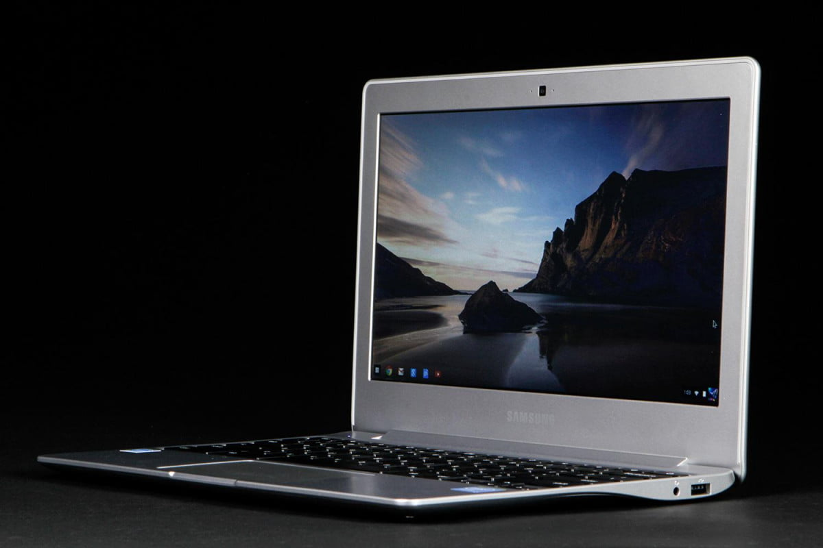 all amazon wants for christmas is sell cheap chromebooks samsung chromebook  xe c k us review angle right
