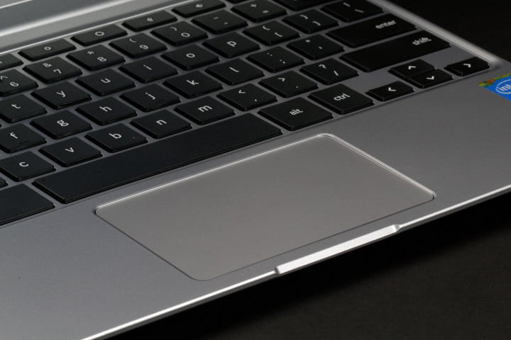 samsung chromebook  xe c k us review touchpad