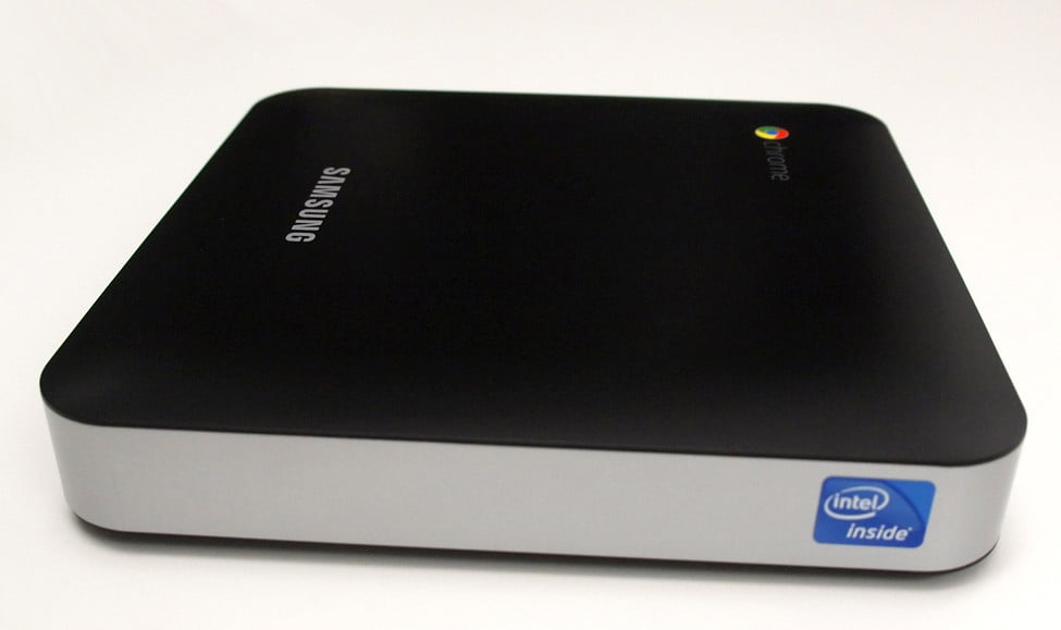 Samsung Chromebox front