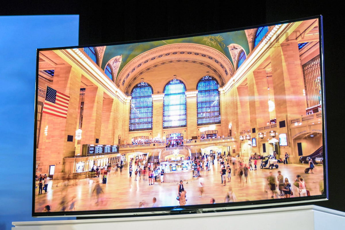 samsung prices dates extensive premium tv lineup goes uhd curved ud
