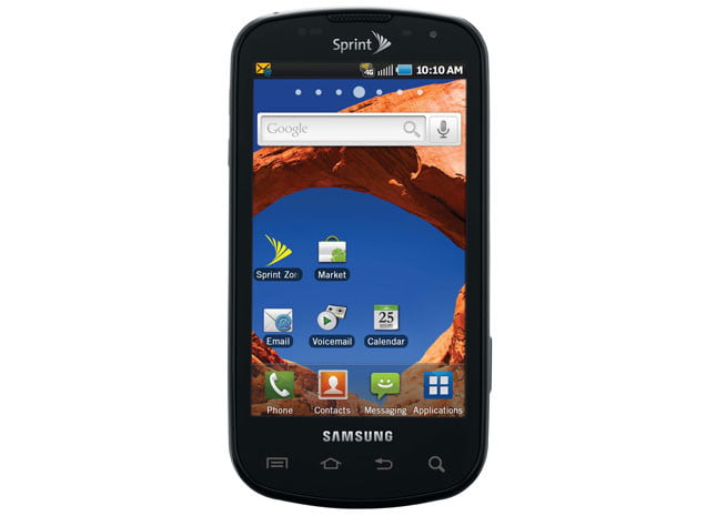 Samsung epic 4g review digital trends for Epic cell phone