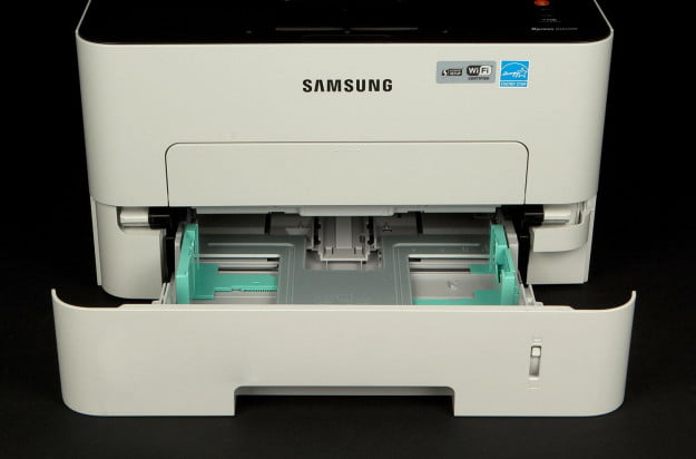 Samsung Express M2825DW tray open