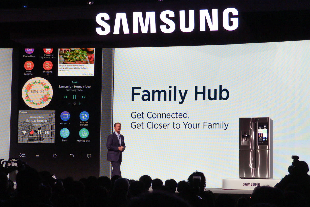 why smart appliances need to actually solve problems samsung family hub