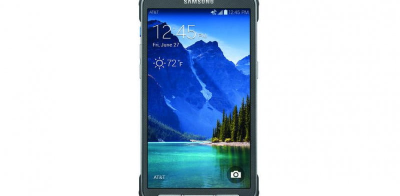 samsung galaxy s  active review