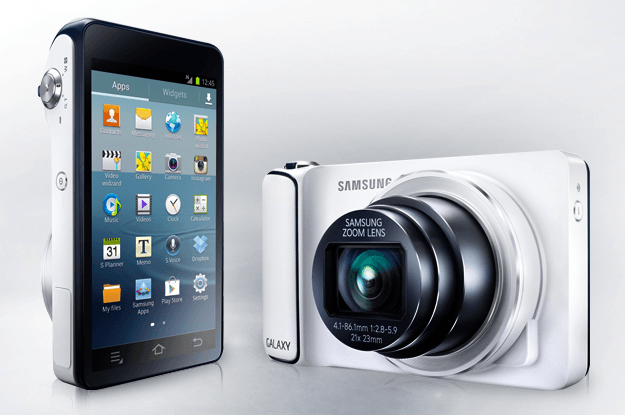 samsung android galaxy camera